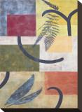 Vine Stretched Canvas Print by Ariel Jolie