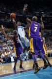 Los Angeles Lakers v New Orleans Hornets - Game Four, New Orleans, LA - April 24: Chris Paul Photographic Print