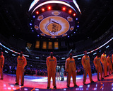 New Orleans Hornets v Los Angeles Lakers - Game Five, Los Angeles, CA - April 26: Lamar Odom Photographic Print