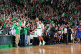 New York Knicks v Boston Celtics - Game One, Boston, MA - April 17: Ray Allen Photographic Print
