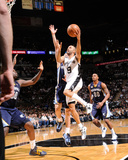 Memphis Grizzlies v San Antonio Spurs - Game One, San Antonio, TX - April 17: Tony Parker Fotografisk tryk