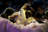 New Orleans Hornets v Los Angeles Lakers - Game One, Los Angeles, CA - April 17: Photographic Print