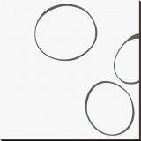 Topos V Reproducción en lienzo de la lámina por Denise Duplock