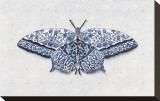 All a Flutter Leinwand von Jennifer Brice