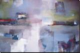 Nancy Ortenstone - Through the Patience of Time - Şasili Gerilmiş Tuvale Reprodüksiyon