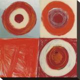 Bonbon Stretched Canvas Print by  Sebastian