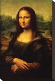 Mona Lisa, c.1507 Impressão em tela esticada por Leonardo Da Vinci