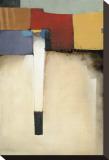Obelisk I Stretched Canvas Print by Linda Joy Solomon