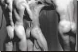 The Shower Room Leinwand von Fred Goudon