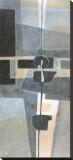Retro Elegance Stretched Canvas Print by Craig Alan