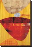 Cha-Cha Sträckt Canvastryck av Rex Ray