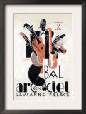Bal Arcenciel Print