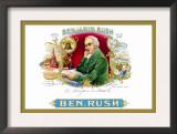 Benjamin Rush Cigars Posters