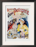 Grande Patisserie Lisboa Prints by Charles Gesmar