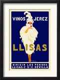 Vinos Jerez Llisas Prints
