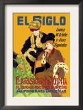 El Siglo: Exposicion y Venta Posters by Milo Winter