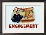 Engagement Cigars Posters