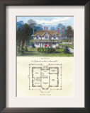 Cottage Ornee Prints by Richard Brown