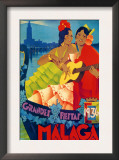Grandes Fiestas Poster