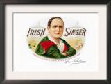 Irish Singer Cigars Art