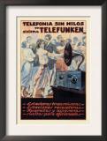 Telefonia Sin Hilos Sistema Telefunken Prints