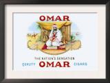 Quality Omar Cigars Prints