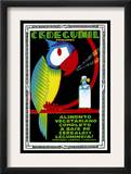 Ceregumil Poster by Salvador Bartolozzi