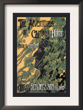 The Adventures of Captain Horn Posters by Blanche McManus