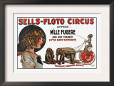 Sells-Floto Circus Posters