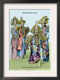 Sultinate of Southern India, 19th Century Print by Richard Brown