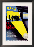 La Luz Vende Prints by J. Cuellar