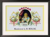 Nectar Cigars Poster