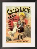 Cacao Lacte de Ch. Gravier Superieur Art