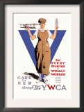 United War Work Campaign Prints by Treidler