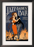 Jazz Babies' Ball Art