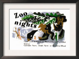 Zoo Nights Poster