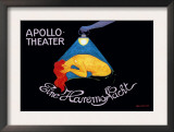 Eine Harems Nacht at the Apollo-Theater Prints by Hans Baluschek