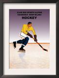 Hockey: Alpine Sports Club Prints