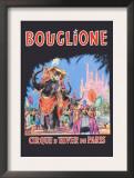 Bouglione, Cirque d'Hiver de Paris Prints