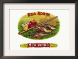 Sea Robin Cigars Print