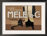 Mele and C Prints by Aleardo Terzi