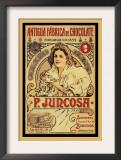 Antigua Fabrica de Chocolate: P. Juncosa Posters