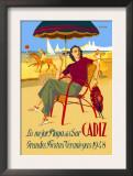 Cadiz, La Mejor Playa del Sur Art
