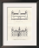 Mansion in Stuart Style Prints by Richard Brown