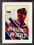 Sailor: A Hero Prints by Arturo Ballester
