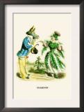 Chardon Posters by J.J. Grandville