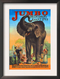 Jumbo, The Children's Giant Pet Posters
