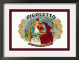 Rigoletto Cigars Prints