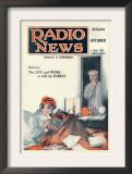 Radio News: Up All Night Posters