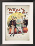 What's on the Air: Dynamite Broadcast Print